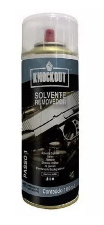 Solvente Removedor Knockout 100ml