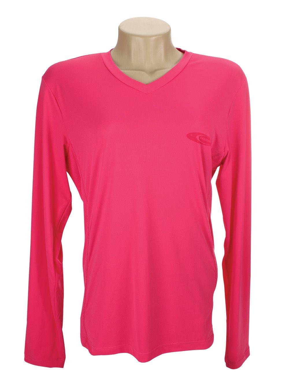 Camiseta Térmica ML feminina
