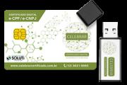 E-CPF A3 - (OAB - CRM - CRA - CRC) - Validade 3 anos