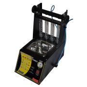 Máquina de Limpeza e Teste de Bicos Injetores - KITEST KA042