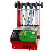 Máquina de Limpeza e Teste de Bicos Injetores GDI - SACCH-RUB-ID