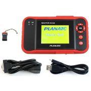 Scanner Automotivo Planatc - MasterScan/I