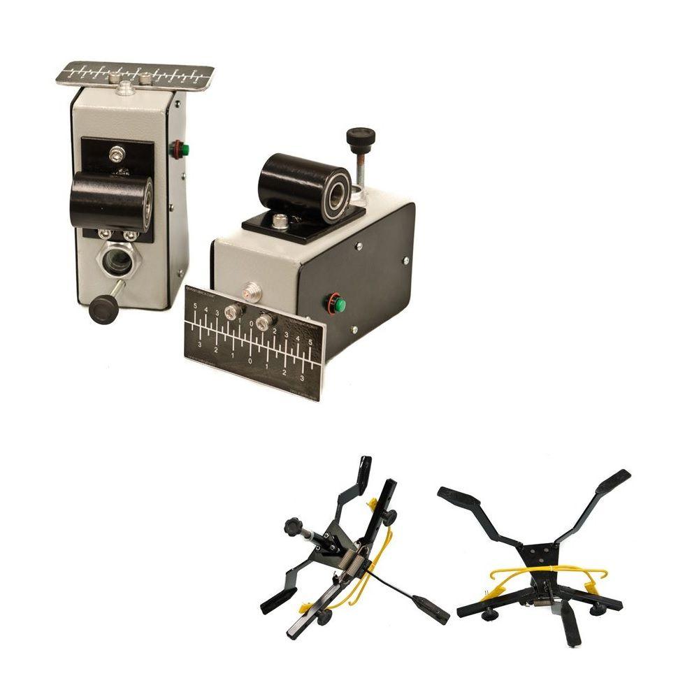 Alinhador de Direção Dianteiro à Laser Vermelho - RIBEIRO MRLASER