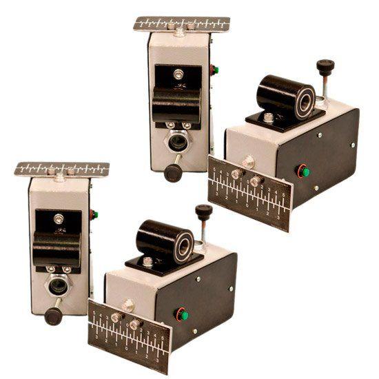 Alinhador de Direção Dianteiro e Traseiro à Laser Azul - RIBEIRO MRLASER D+T