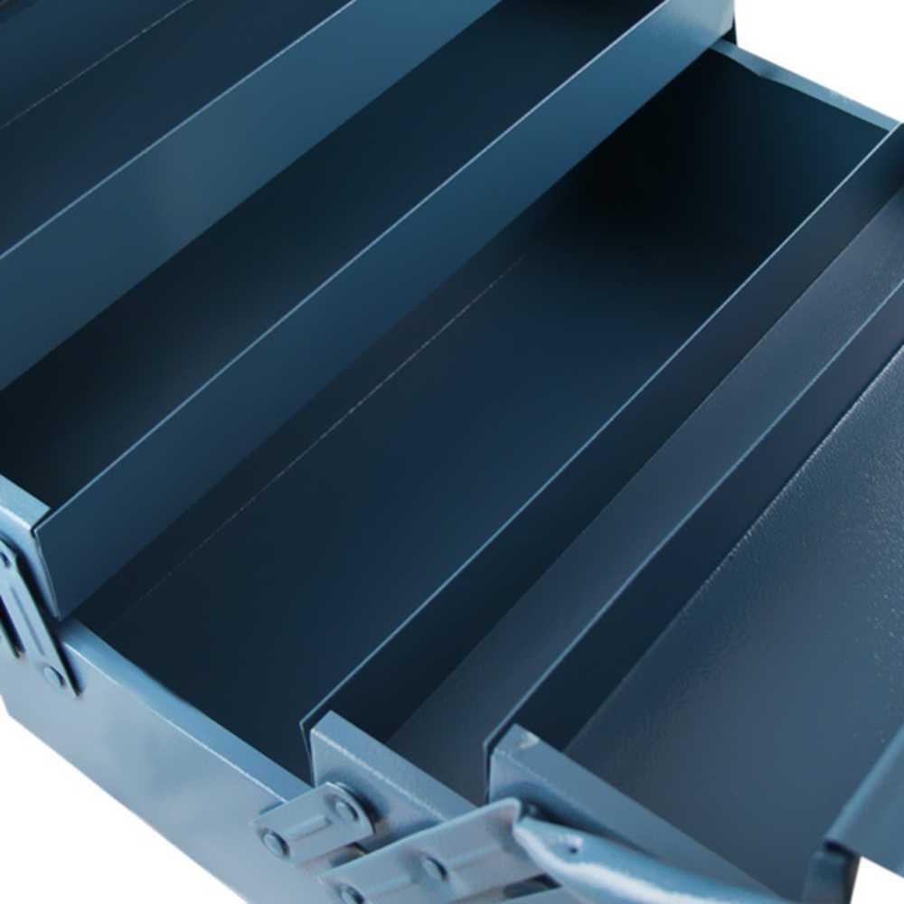 Caixa de Ferramentas 5 Gavetas Sanfonada - MARCON 540