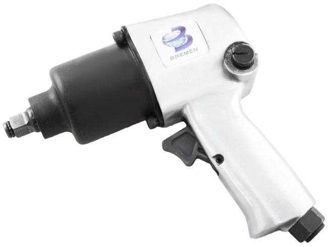 """Chave de Impacto Pneumática 1/2"""" x 58KGF/M 610N/M - BREMEN 3316"""