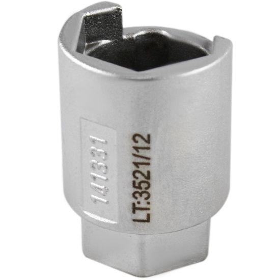 """Chave para o Sensor de Temperatura do Radiador """"Cebolão"""" Fiat, Ford, GM e VW"""