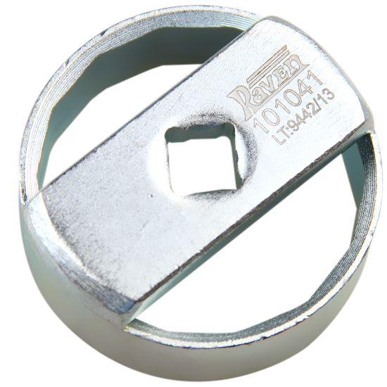 Chave para Retirar o Filtro de Óleo Linhas Hyundai HB20/HB20S 1.0 Atos Prime e Kia Picanto 1.0 e 1.1 - RAVEN 101041