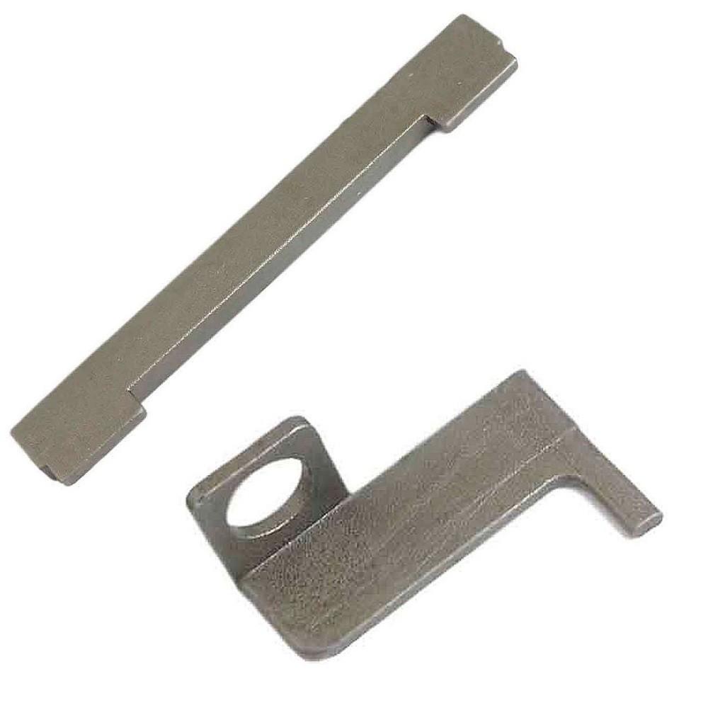 Conjunto de Ferramentas para Travar Polia Linha GM Motor Ecotec 1.6 e 1.8 - MOTORTEST A087