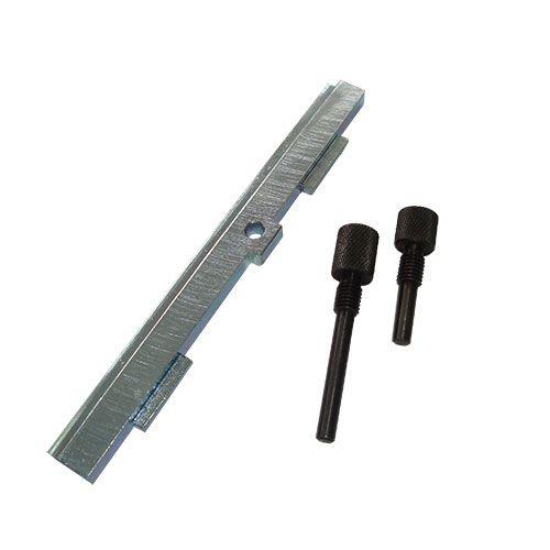 Conjunto de Ferramentas para Trocar Correia Dentada Linha Ford Motores Zetec/Duratec e Sigma - MOTORTEST A0217