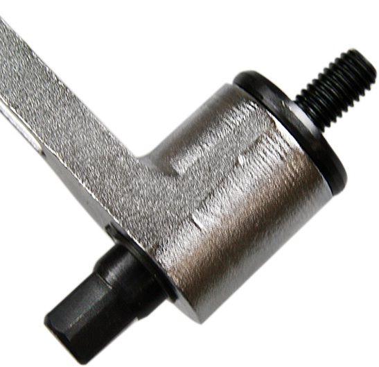 Ferramenta para Regular a Tensão da Correia Dentada da Distribuição Motor Fiat 1.6 16V