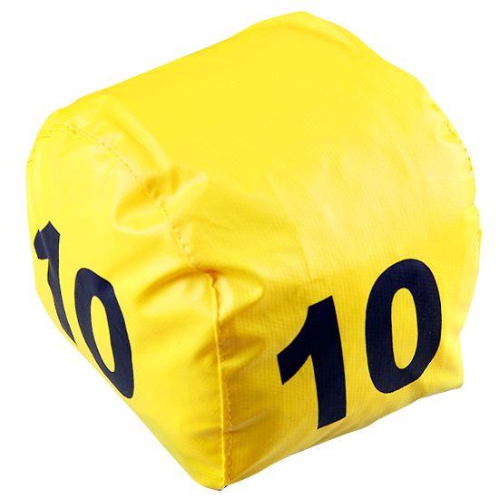 Jogo de Prisma Amarelo de 1 a 10