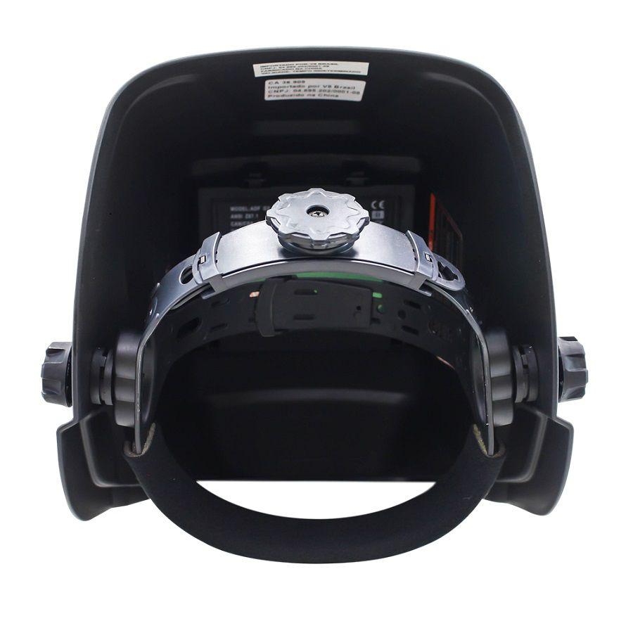 Máscara de Solda Automática Tonalidade DIN 3 a 11 - V8 Brasil SR1