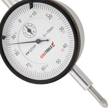 Relógio Comparador 0 a 10mm Graduação 0,01mm