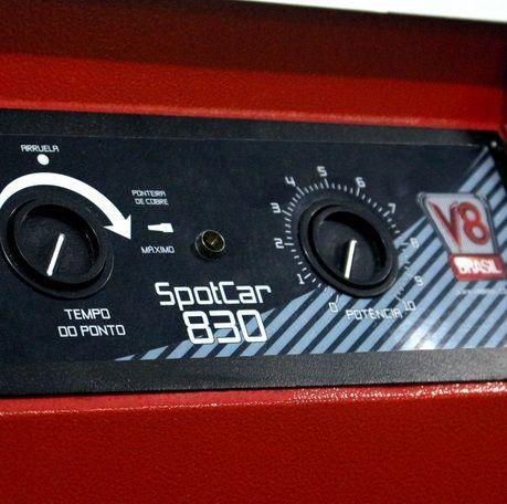Repuxadeira Elétrica Spotcar 830 13KVA