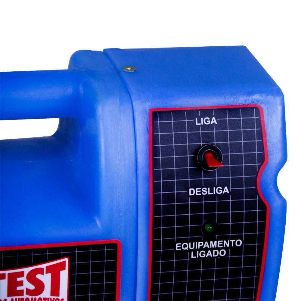 Sangrador de Freios com Controle Manual - KITEST KA023