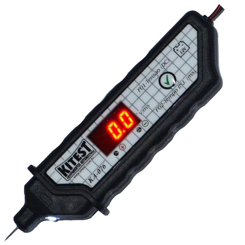 Scanner Automotivo Raven 3 com Tablet 7 Pol. + Caneta de Polaridade com Voltimetro - RAVEN 108800