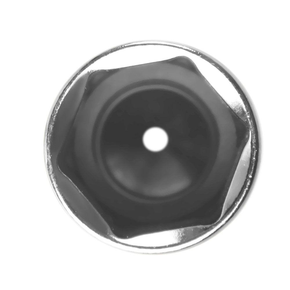 """Soquete para Vela Encaixe 1/2"""" x 21mm"""
