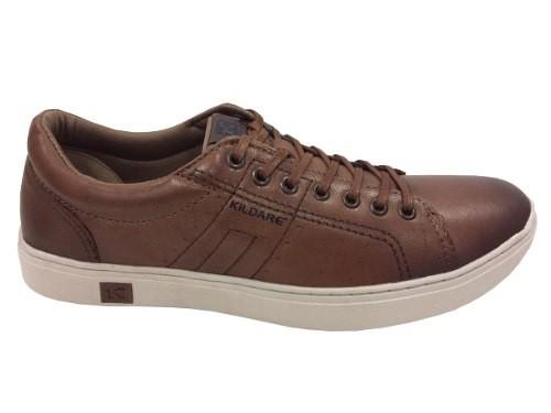 Sapato Kildare Masculino Ru4702 Couro