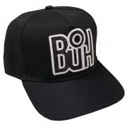 Boné Buh Fashion Soccer Cetim Masculino Aba Curva 10115