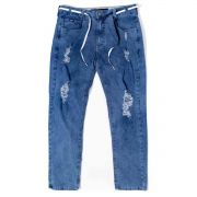 Calça Hocks 20-816 Jeans Masculina Smoking