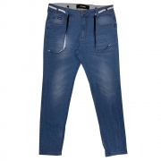 Calça Hocks 21-631 Jeans Claro Masculina Encaixe