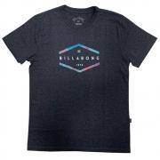 Camiseta Billabong Entry Preta Masculina 80471