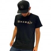 Camiseta Billabong Hawaii Masculina manga curta
