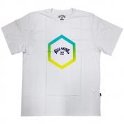 Camiseta Billabong Tamanhos Extras Acess Masculina manga curta 70471