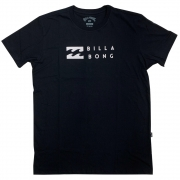Camiseta Billabong United Preta Masculina 71538