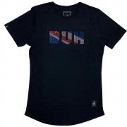 Camiseta Buh Fashion Soccer Flag Shine Masculina 20185