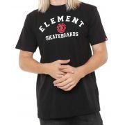 Camiseta Element For Life Preta unissex