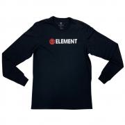 Camiseta Element Manga Longa Blazin Masculina