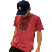 Camiseta Element Seal Masculina
