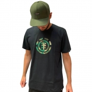 Camiseta Element Water Camo Icon Masculina