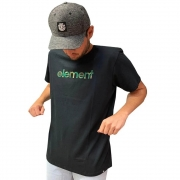 Camiseta Element Water Camo Mark Masculina