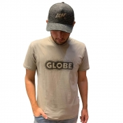 Camiseta Globe Magnetic Bar Masculina 22811