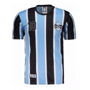 Camiseta Grêmio Masculina Retro tamanhos grandes