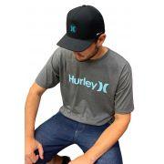 Camiseta Hurley 639200L45 masculina tamanhos grandes 63920