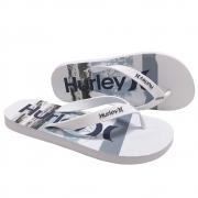 Chinelo Hurley Sandália Masculina Com Caixa Hu007