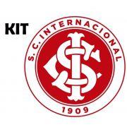 kit Inter duas camisetas e dois calções