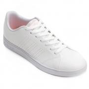 TÊNIS Adidas ADVANTAGE CLEAN Feminino Branco