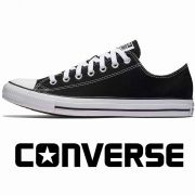 Tênis Converse All star Ct As Core Ox Preto Ct0002