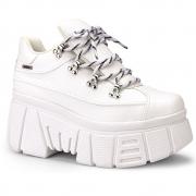 Tênis Dakota Dad Sneaker Flatform Branco G2514 Feminino