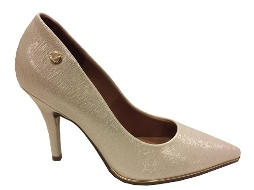 Sapato Scarpin Vizzano Feminino Cetim1267.100