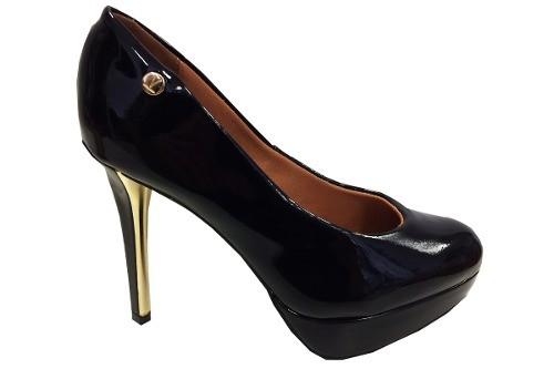 Sapato Scarpin Feminino Vizzano4255.100