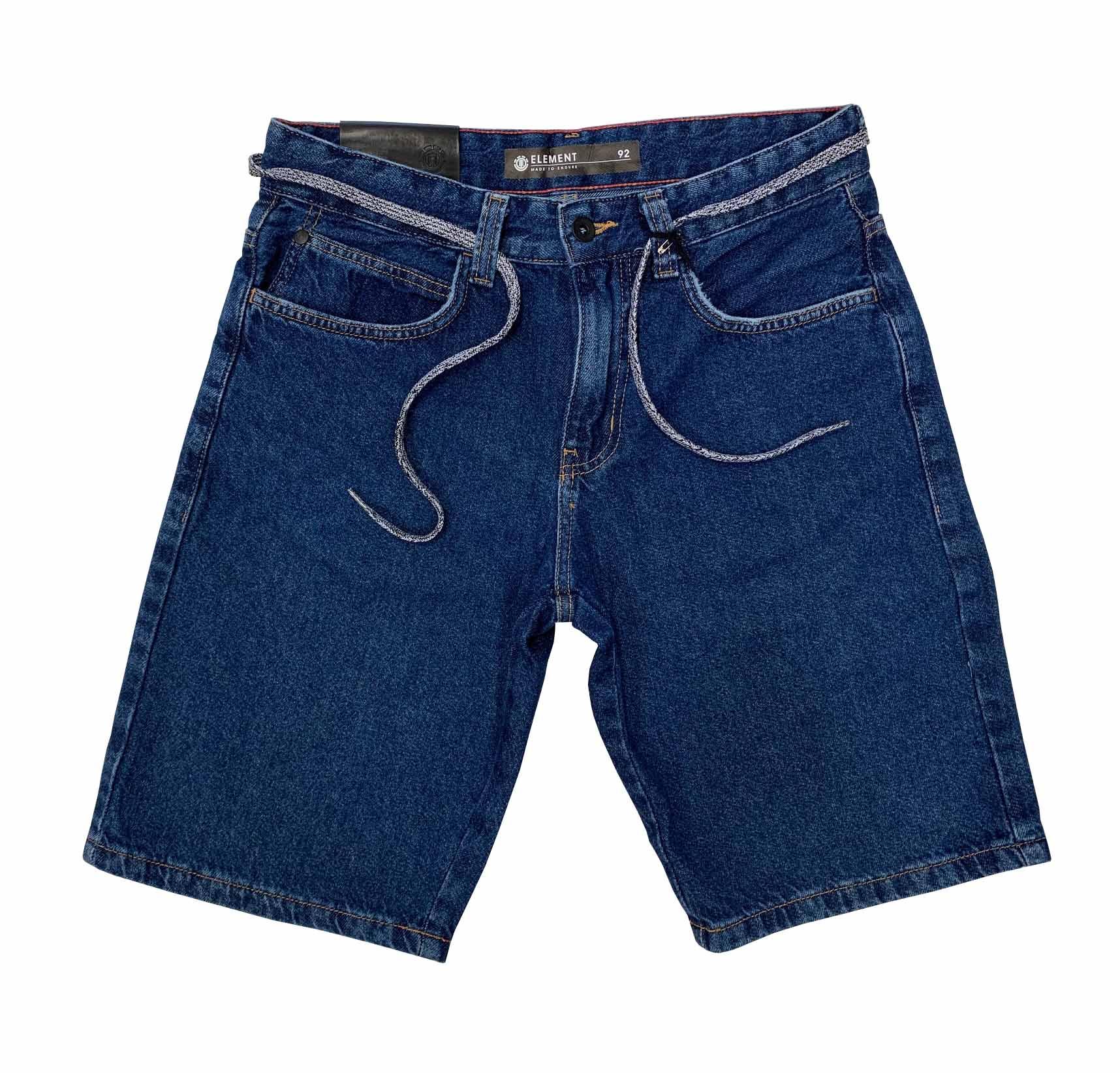 Bermuda Element Big Jean Masculina 25031