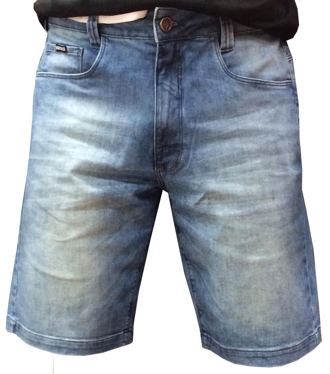 Bermuda Hocks Jeans 20-204 Masculina