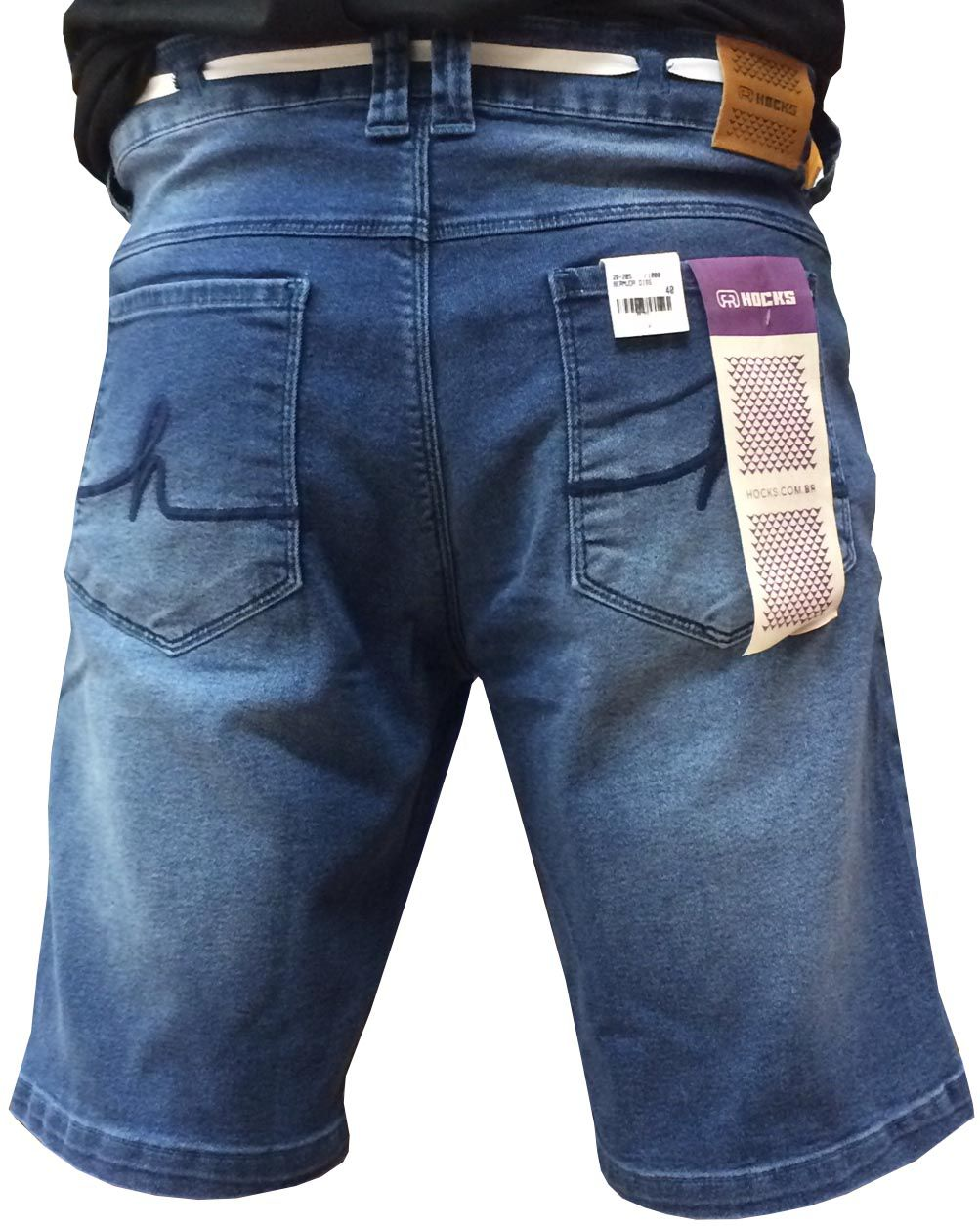 Bermuda Hocks Jeans 20-205 Masculina