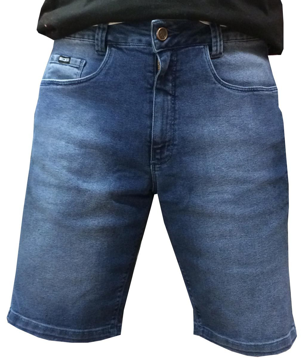 Bermuda Jeans Hocks 20-205 Masculina